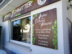 Salon de coiffure au naturel et socio-coiffure | Photo 000
